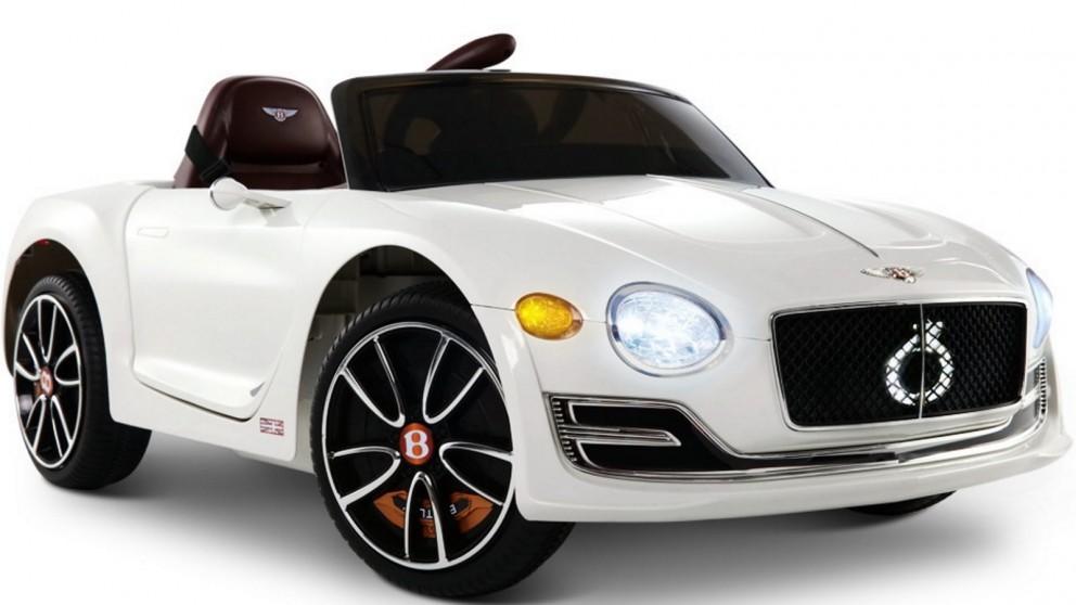 Rigo Kids Ride On Car XP12 - White