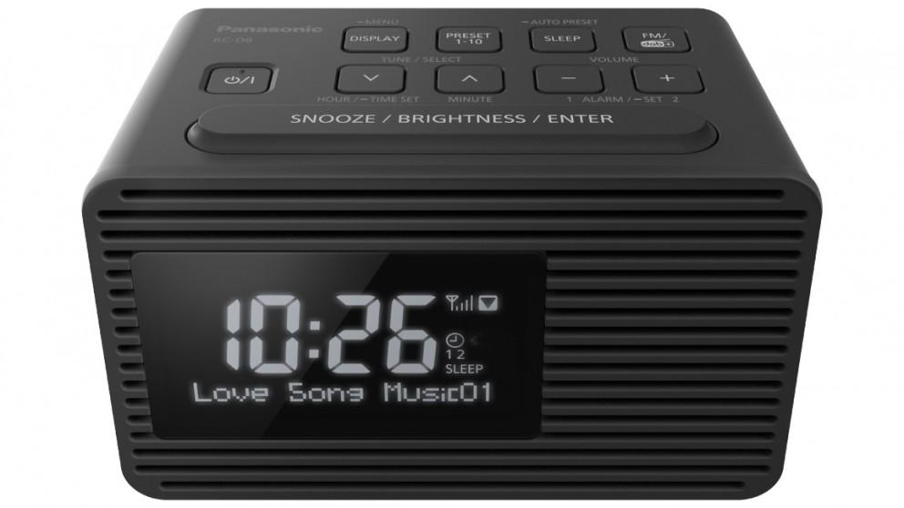 Panasonic RC-D8 Portable Clock Radio