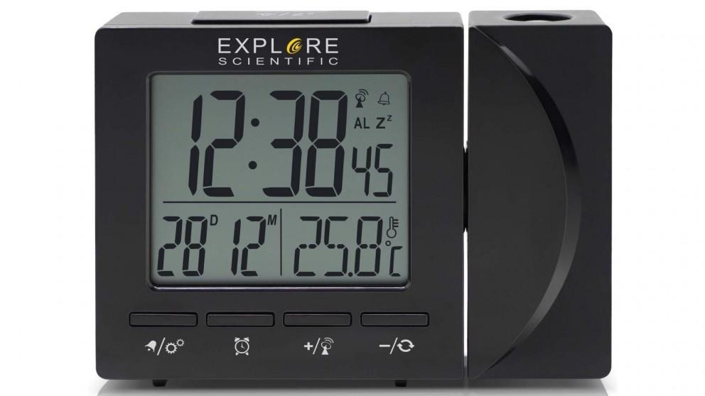 Explore Scientific Projection Clock