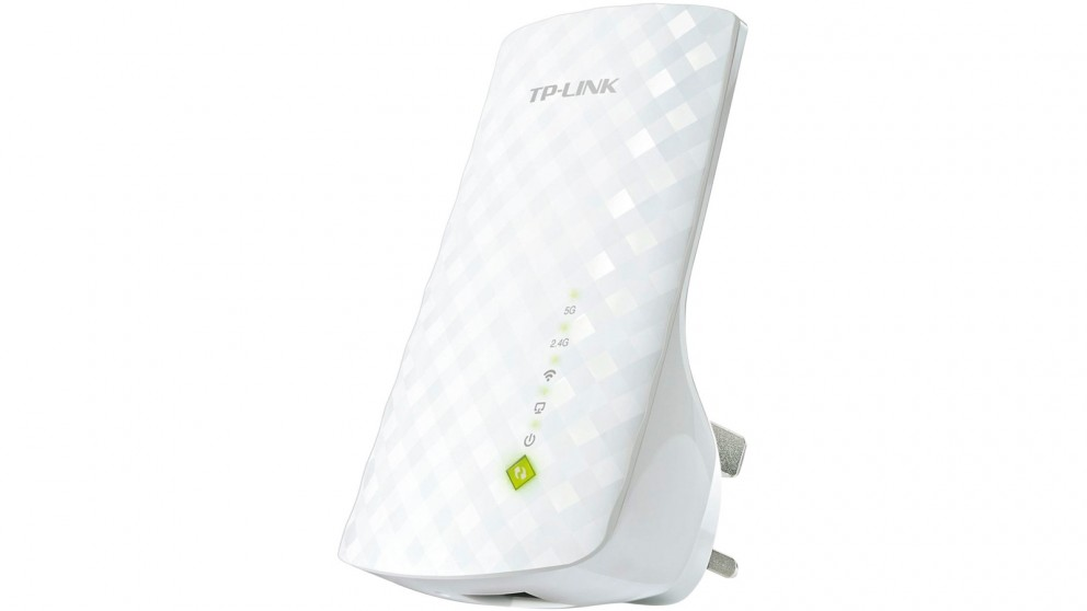 TP-Link AC750 Universal Dual Band WiFi Range Extender