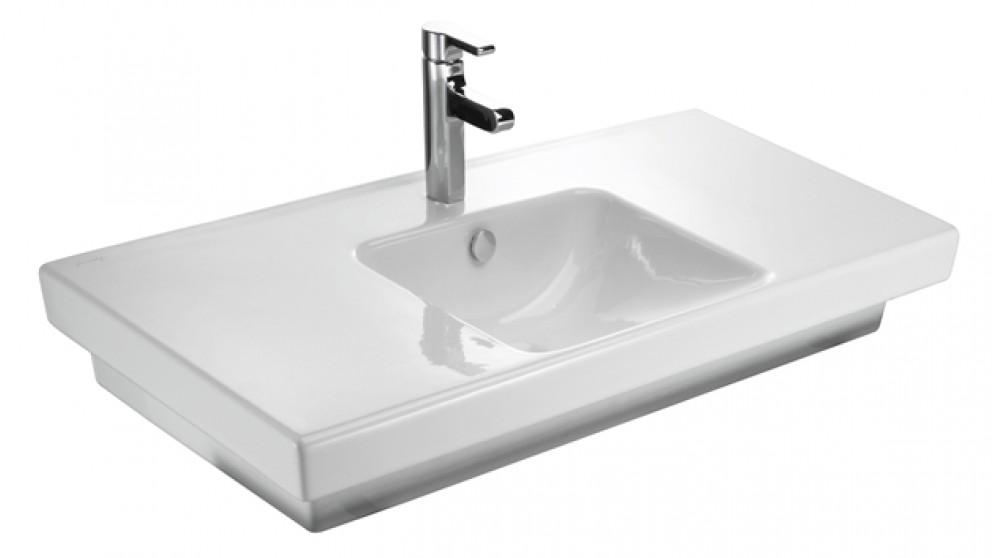 Vanity Bathroom Harvey Norman kohler reach 1055mm vanity top basin - vanities & basins