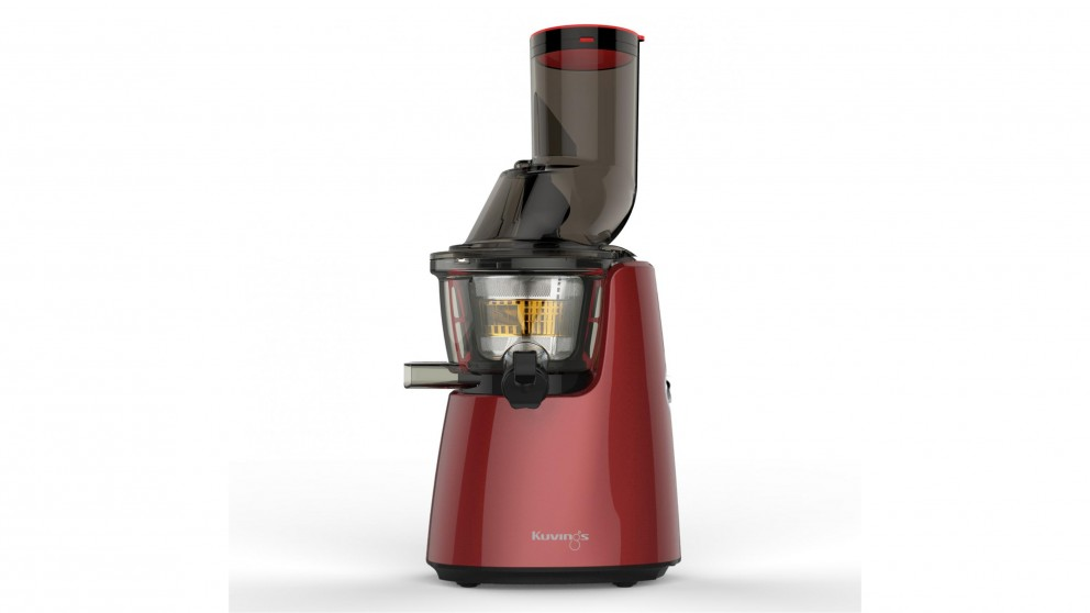 Buy Kuvings C7000 Professional Whole Fruit and vege Juicer - Burgundy Harvey Norman AU