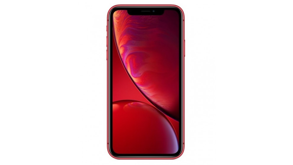 Apple Iphone Xr 256gb Product Red Harvey Norman