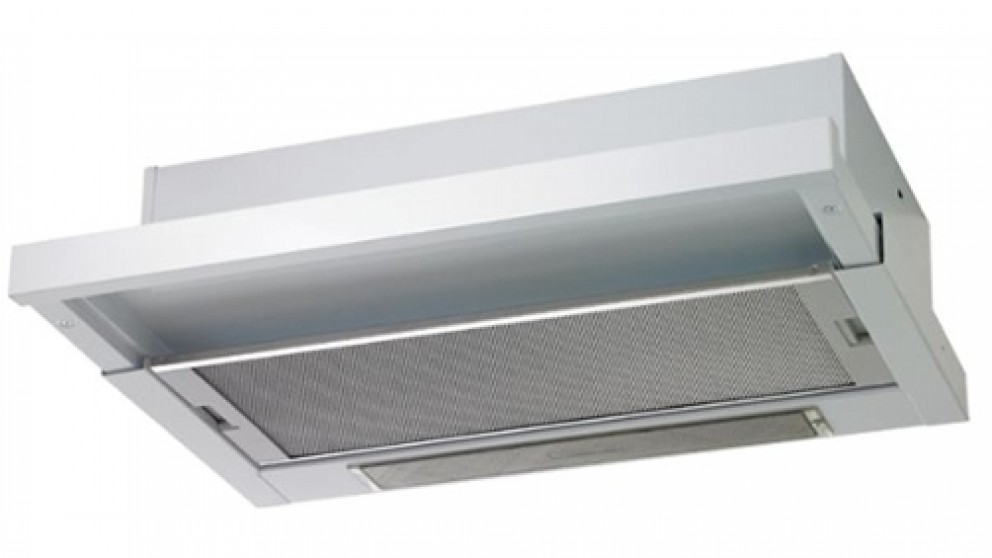 Chef REHR6W 60cm Slideout Rangehood - White