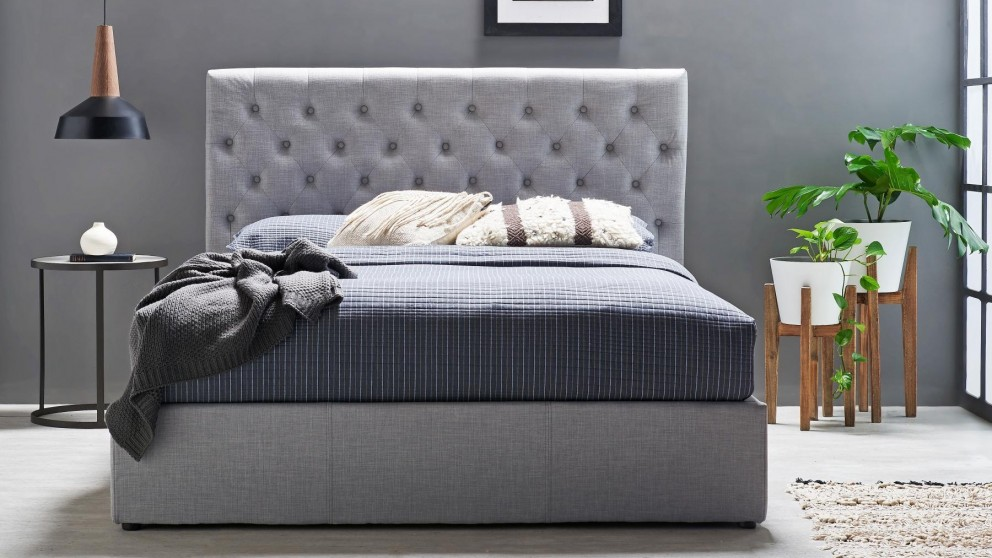 Buy Remi Queen Bed | Harvey Norman AU