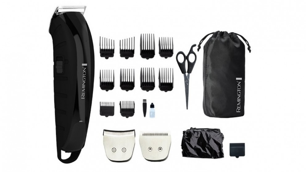 Buy Remington Barber S Best Hair Clippers Harvey Norman Au