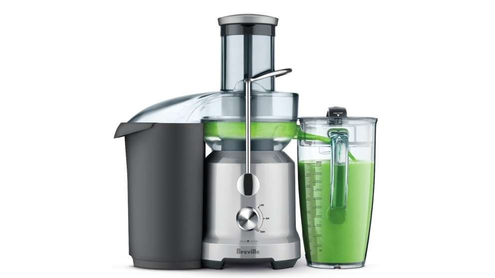 Buy Breville Juice Fountain Cold Juicer Harvey Norman Au