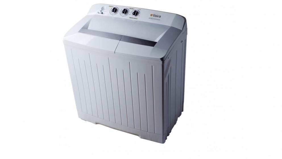 Tisira 8kg Twin Tub Washing Machine