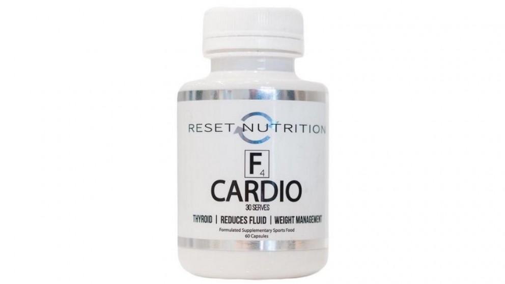 Reset Nutrition F-Cardio - 30 Serve