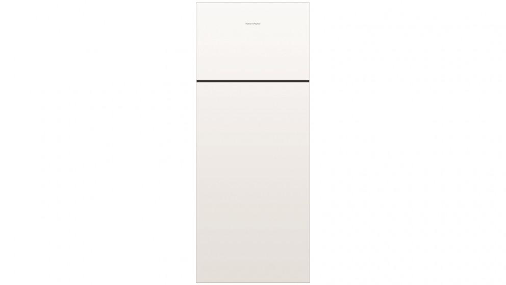 Fisher & Paykel ActiveSmart 380L Right Hinge Top Mount Fridge - White