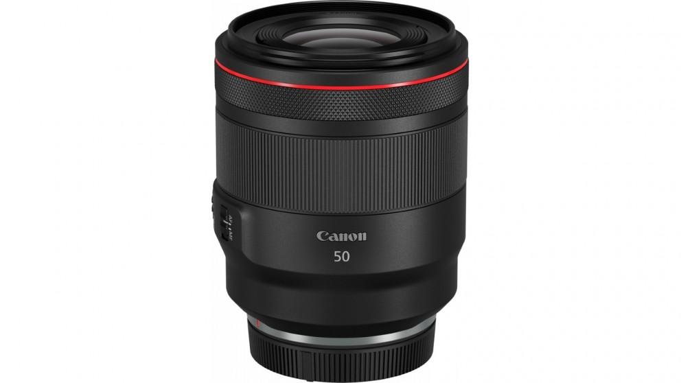 Canon RF 50mm f/1.2L Lens