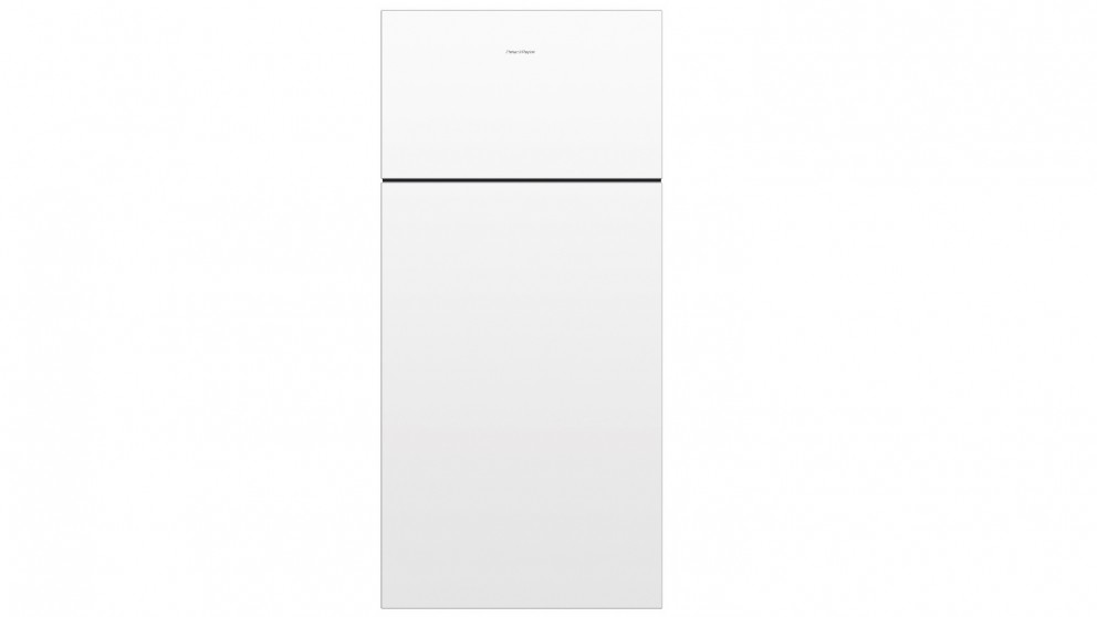 Fisher & Paykel 517L Pocket Handle Top Mount Fridge - White