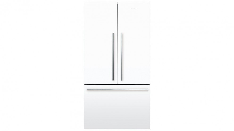 Fisher & Paykel 614L French Door Fridge - White