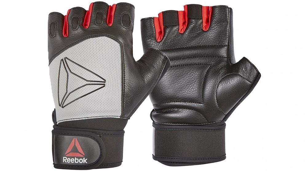 Reebok Lifting Gloves Grey