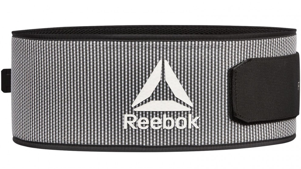 Reebok Power Lifting Belt White