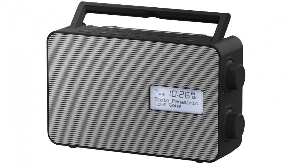 Panasonic RF-D30 DAB+/FM Portable Radio & Bluetooth Speaker