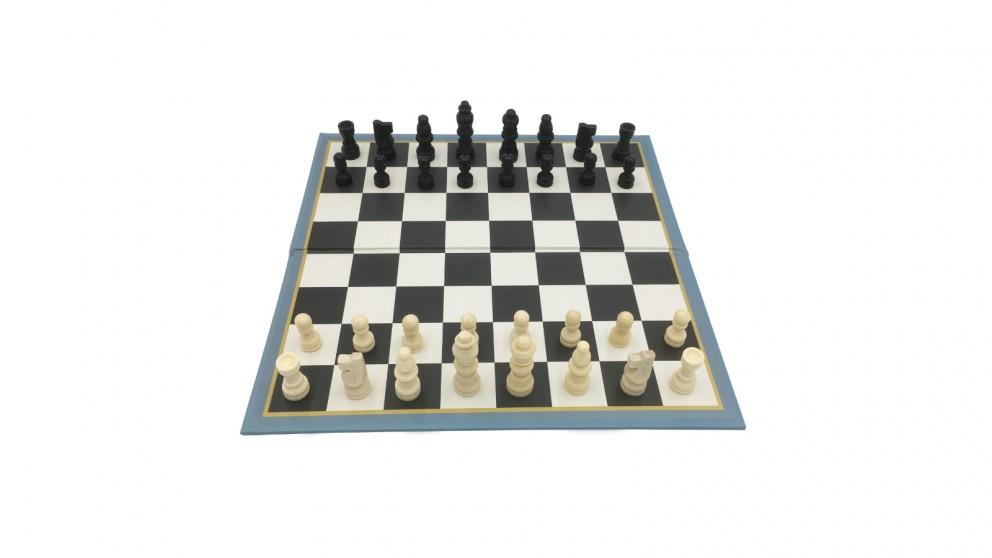 Robert Frederick Pyramid Games Chess Set
