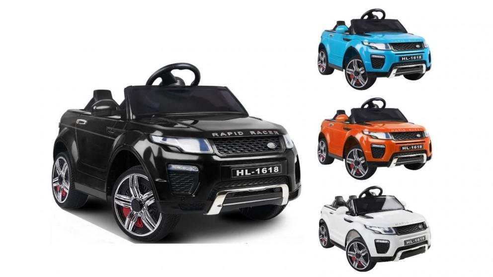 Rigo Kids Ride On Car Evoque
