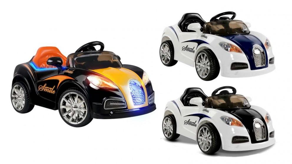 Rigo Kids Ride On Car Bugati