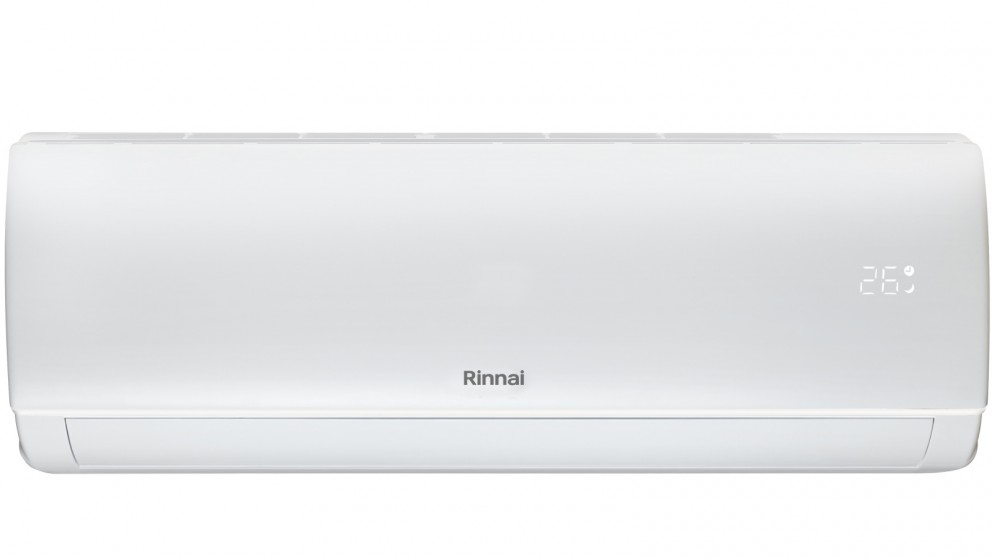 Rinnai 2.5kW C Series Cooling Only Inverter Split System Air Conditioner