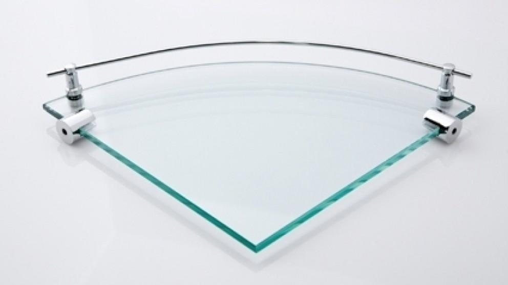 Linsol Rio Corner Glass Shelf