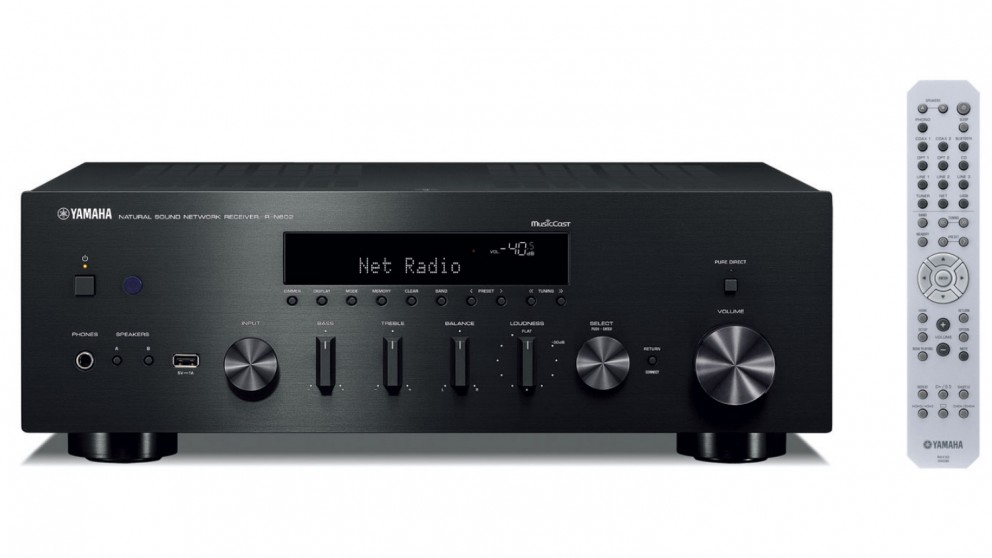 Buy yamaha musiccast wireless multiroom 2ch hi fi receiver for Multi zone receiver yamaha