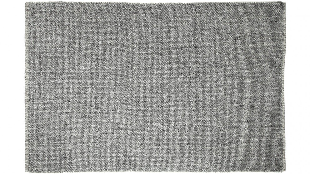 JH Roderick Silver Large Rug