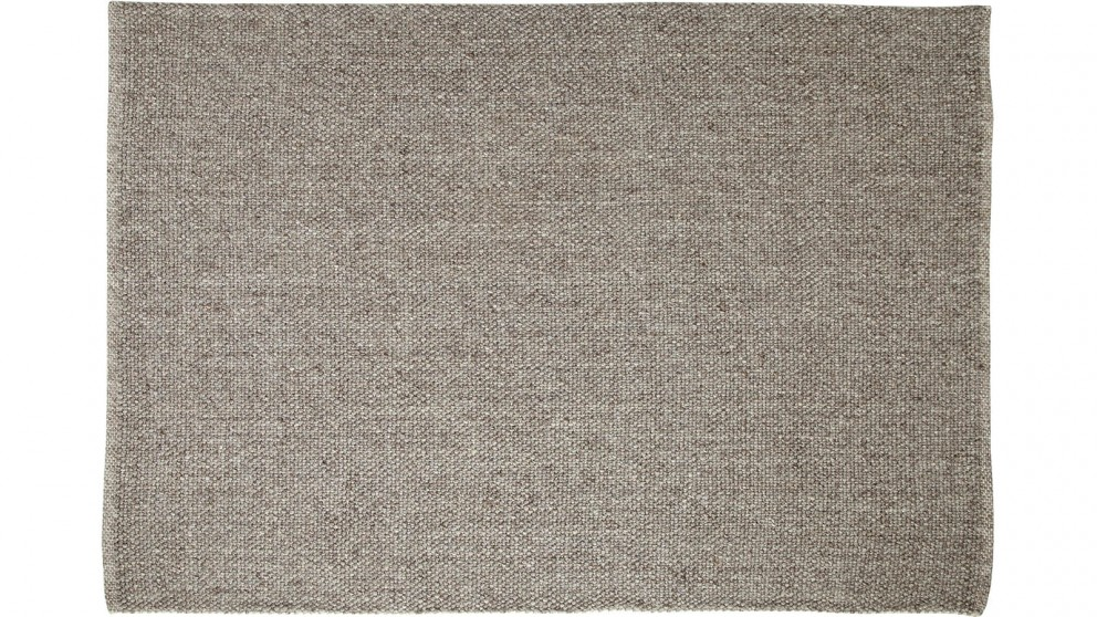 JH Roderick Taupe Large Rug