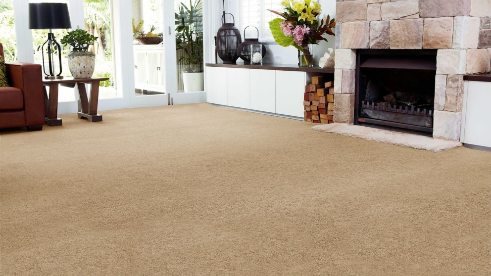 SmartStrand Forever Clean Chic - Frosty Spice Carpet Flooring