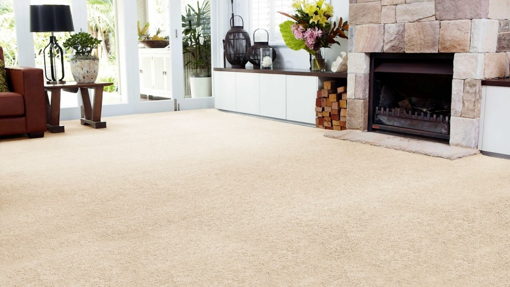 SmartStrand Forever Clean Chic - Masonry Carpet Flooring