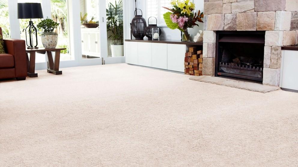 SmartStrand Forever Clean Chic - Moonbeam Carpet Flooring