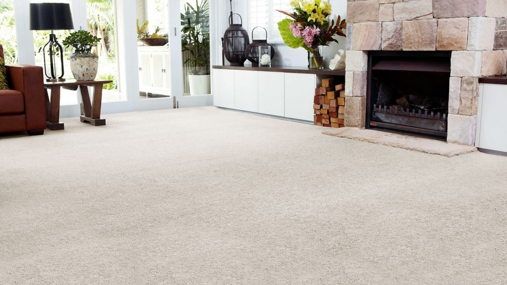 SmartStrand Forever Clean Chic - Raindrop Carpet Flooring