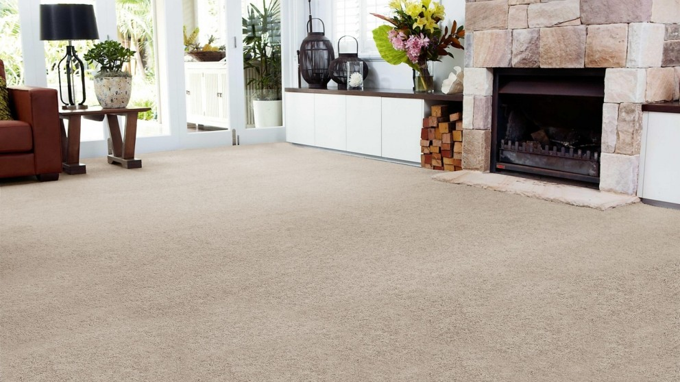 SmartStrand Forever Clean Chic - River Reed Carpet Flooring