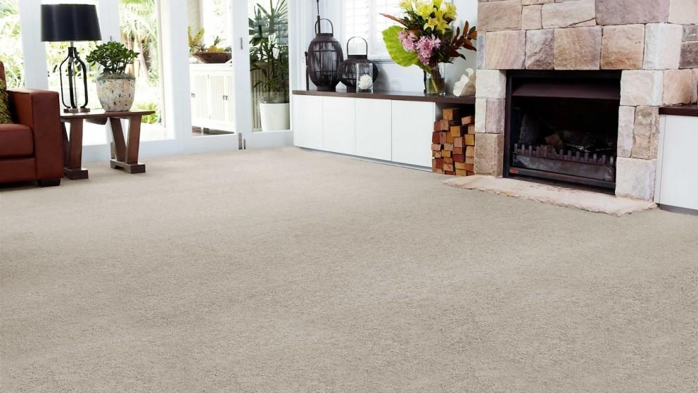 SmartStrand Forever Clean Chic - Soft Smoke Carpet Flooring