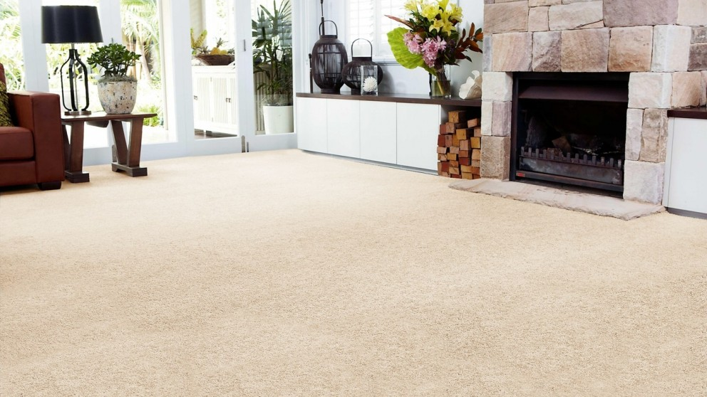SmartStrand Forever Clean Chic - Vellum Carpet Flooring