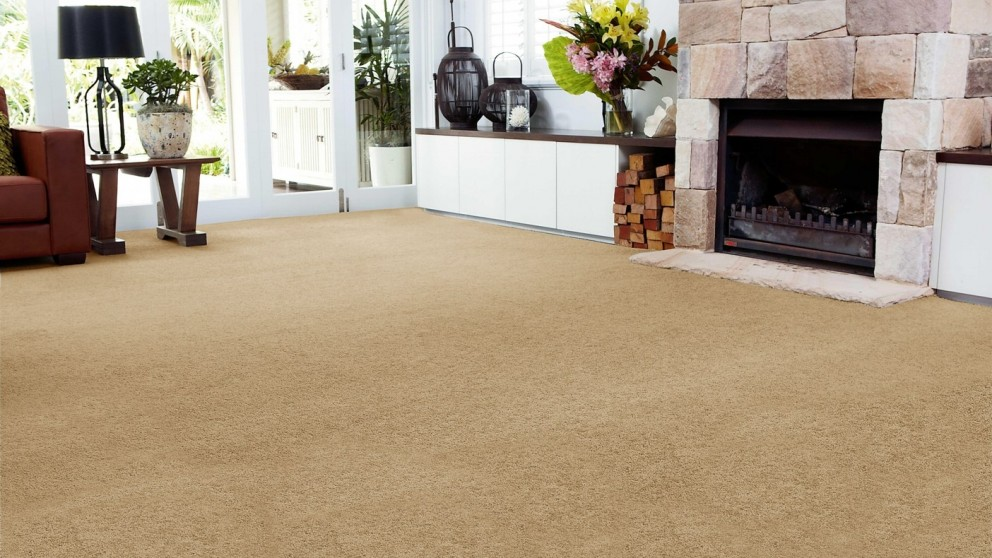 SmartStrand Forever Clean Chic - Toasted Almond Carpet Flooring