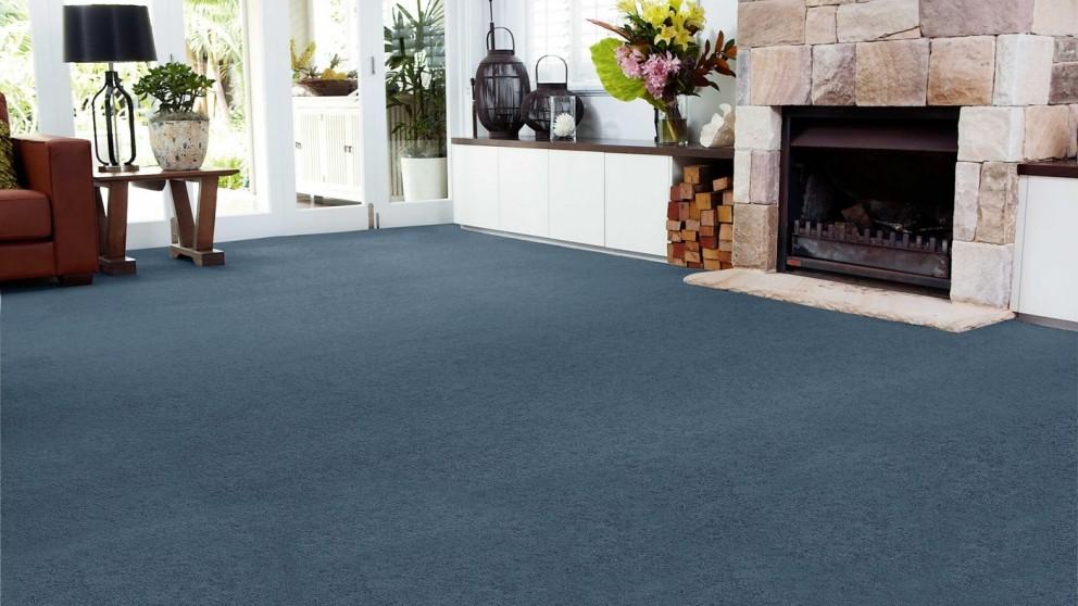 SmartStrand Forever Clean Chic - Blue Ribbon Carpet Flooring