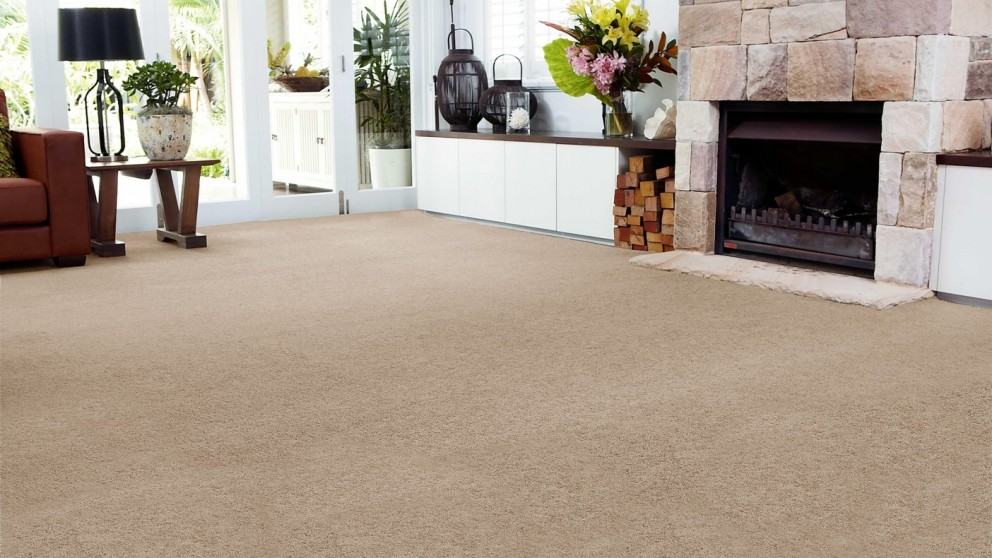 SmartStrand Forever Clean Chic - Winter Leaf Carpet Flooring