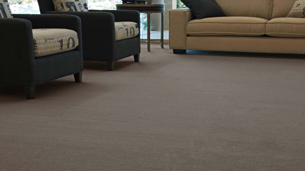 SmartStrand Forever Clean Accent - Root Beer Carpet Flooring