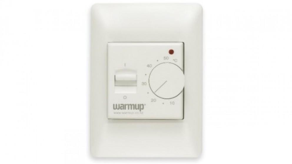 Warmtech Inscreed Heating Kit Underfloor Heating - 2-2.5 metres squared