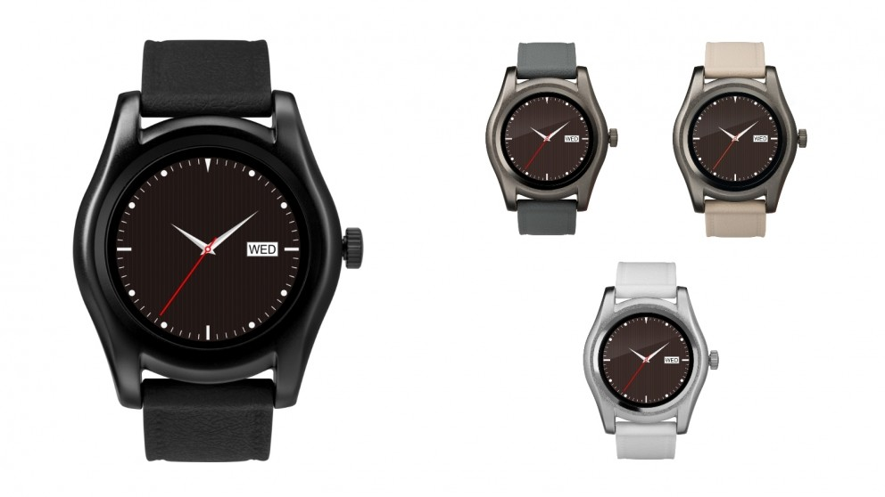 iConnect by TIMEX Round SmartWatch