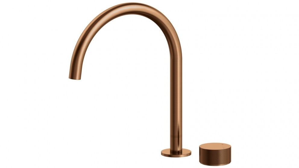 Arcisan Vierra Kitchen Mixer with Swivel Spout - Brushed Rose Gold