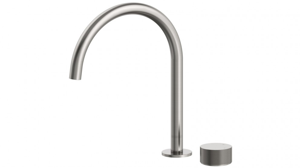 Arcisan Vierra Kitchen Mixer with Swivel Spout - Brushed Nickel