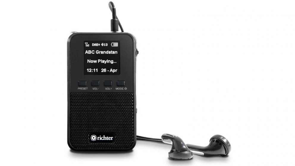 Richter Pocket Personal Digital Radio