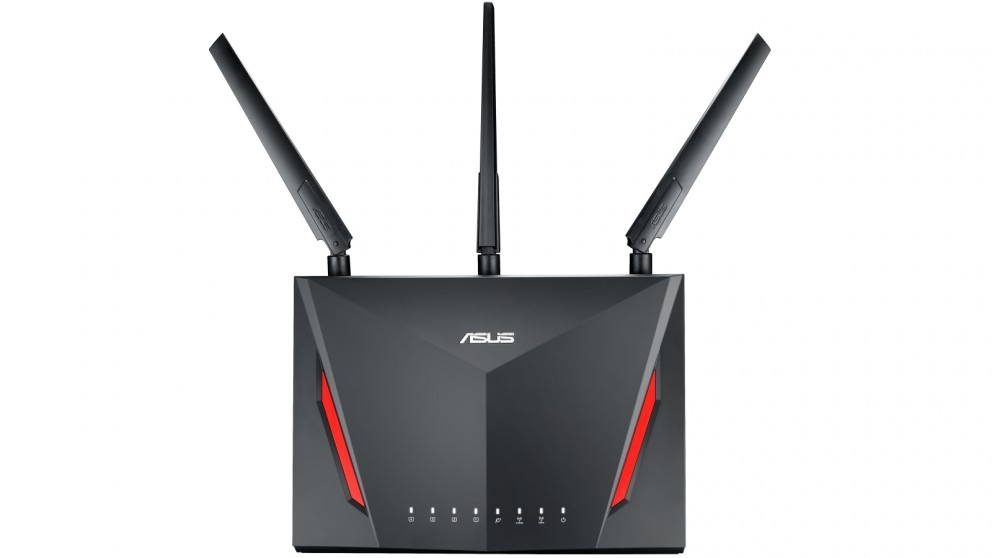 Asus RT-AC86U AC2900 Dual-Band Wireless Gaming Router with MU-MIMO