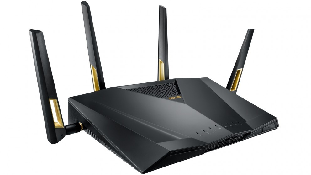 Asus AX6000 Dual Band 802.11ax WiFi6 Router