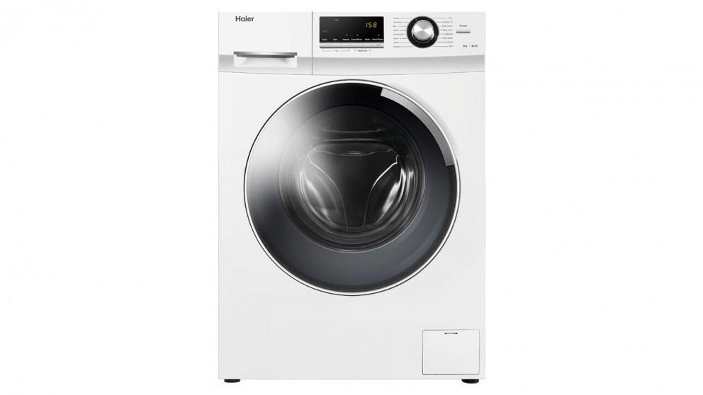 Haier 8kg Front Load Washing Machine - White