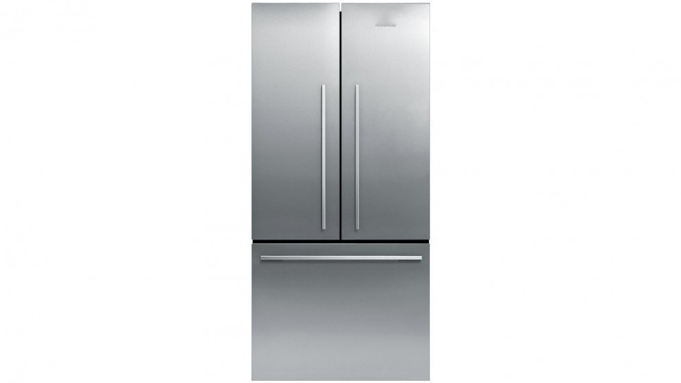 Fisher & Paykel 519L Active Smart French Door Fridge - Stainless Steel