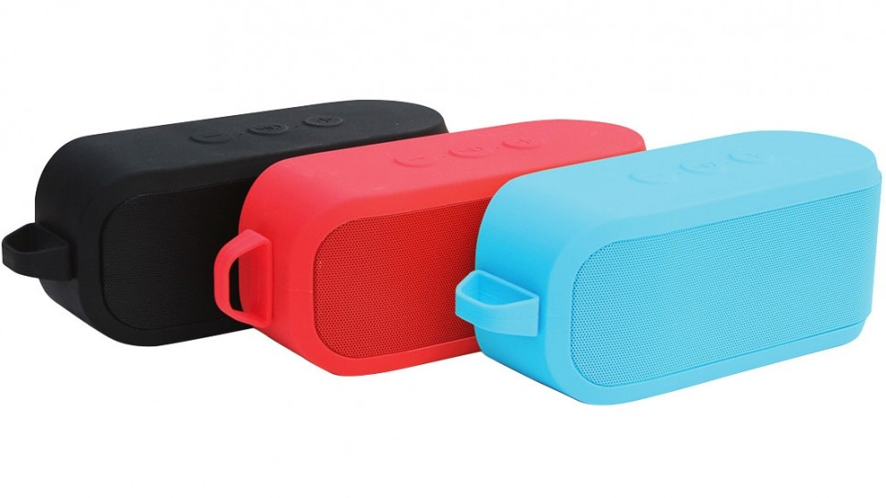 Raw Audio Tough Portable Bluetooth Speaker