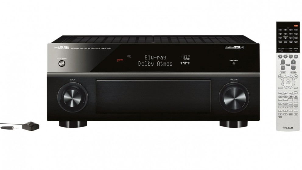 AV Receivers  Stereo Amplifiers Yamaha Pioneer Denon  More - Small home theater receiver